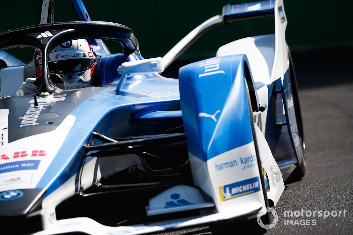 Mexico City E-Prix: Da Costa leads Massa in practice