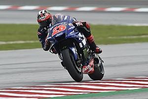 MotoGP Valencia Qualifying: Vinales sichert sich die Pole, Rossi nur 16.