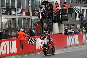 Fotogallery MotoGP: il trionfo di Dovizioso nella gara a eliminazione di Valencia