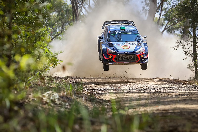 L'arrivée de Loeb prive Paddon de WRC