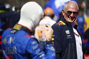 Red Bull: Com orçamento atual, é impossível que Renault lute com Mercedes e Ferrari