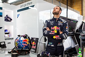 Van Gisbergen expecting co-driver change for 2019