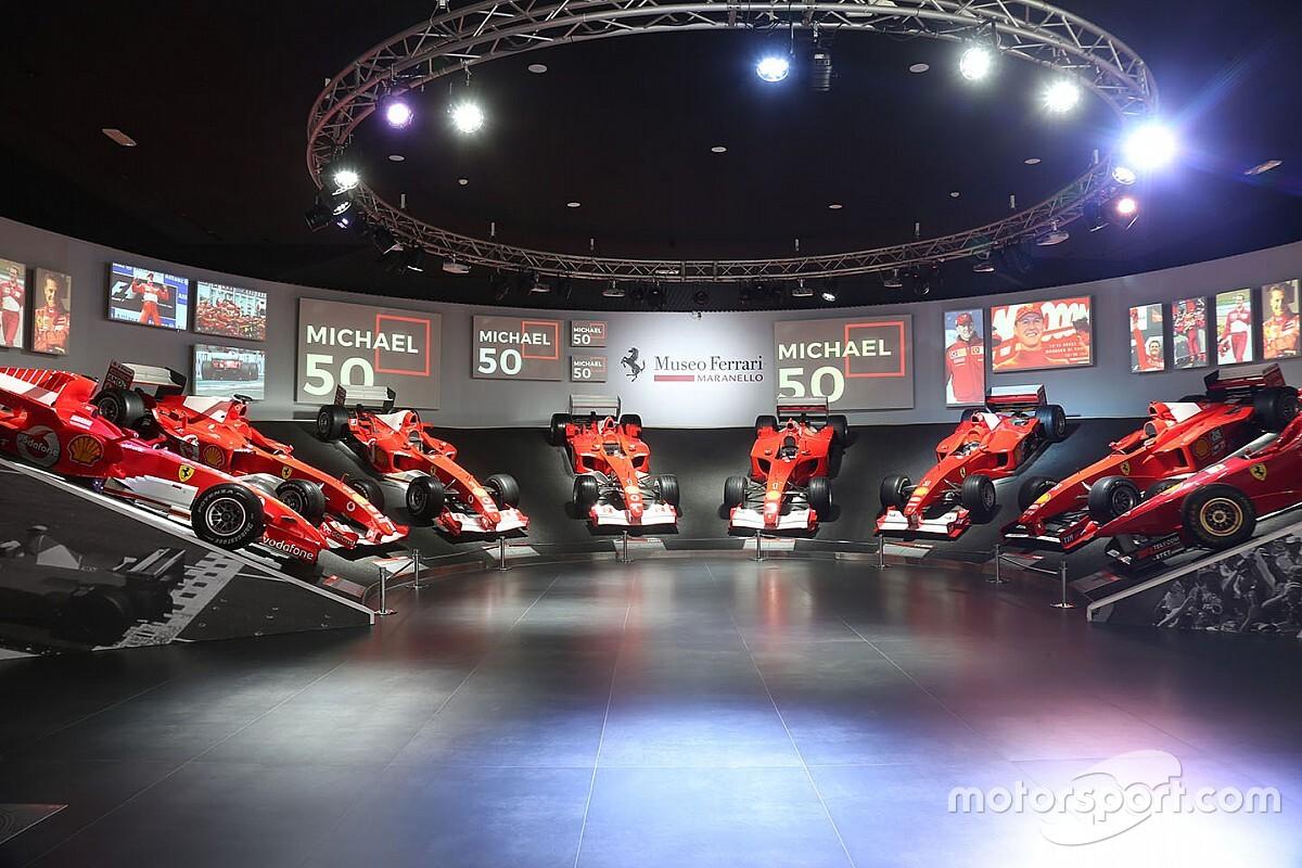 Galeri: Michael 50 Ferrari müzesi açıldı