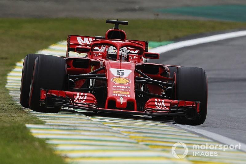 Vettel kınama cezası aldı!
