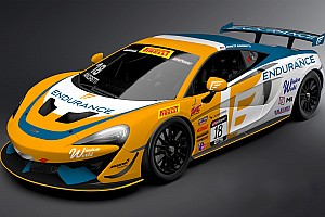 Andretti Autosport team with McLaren for Pirelli GT4 America