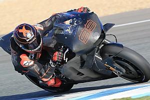 Les derniers essais de l'année MotoGP en photos