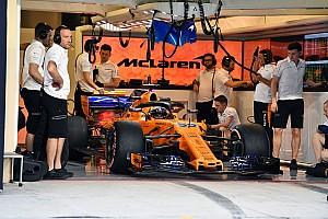 McLaren pense être