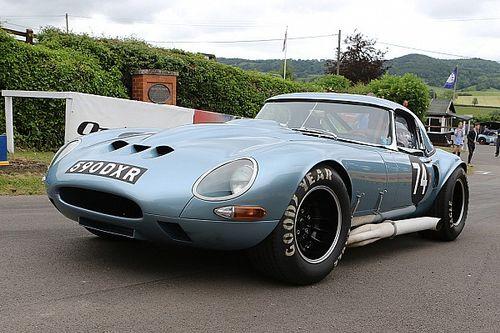 Jaguar Egal set for racing return after half a century