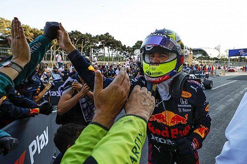 F1: Hill diz que Pérez tem bom ritmo de corrida e não é como Bottas