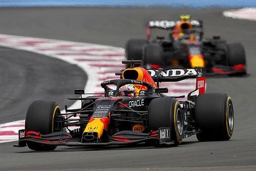 Horner: Red Bull rekende met F1-zege Frankrijk af met beschuldigingen