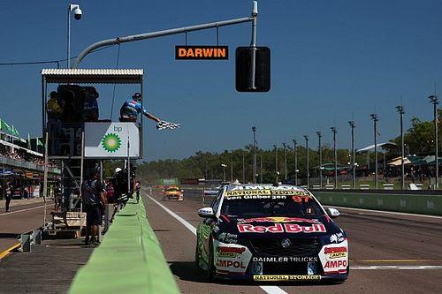 Darwin Supercars: Van Gisbergen dominates Race 2