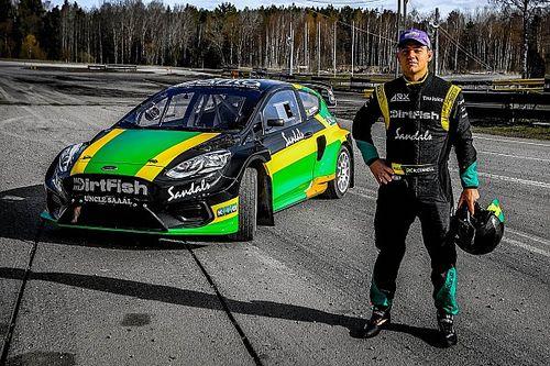 Jamajski lider RallyX Nordic