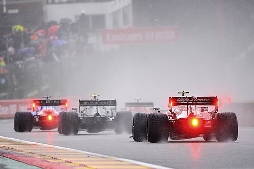 Estado del campeonato de F1 tras el GP de Bélgica