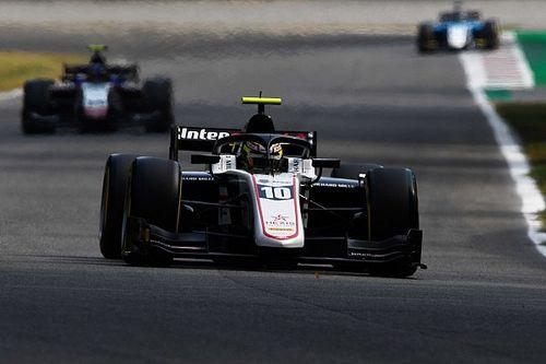 F2, Monza: è Théo Pourchaire show nella Sprint Race 1