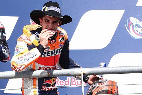 Márquez: he buscado más esta victoria que la de Alemania
