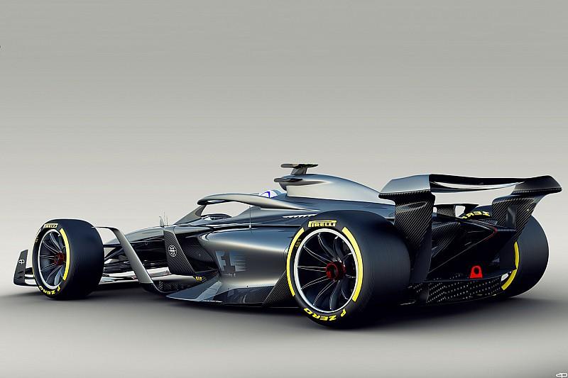 Los prototipos de la F1 2021 producirán cinco veces menos aire sucio
