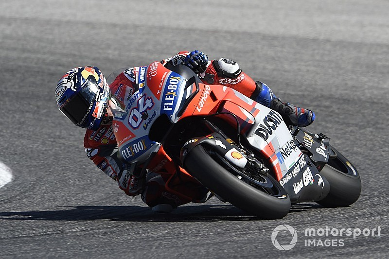 FP1 MotoGP Aragon: Ducati kuasai empat besar