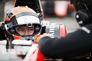 GP3 в Сочі: Мазепін здобув перший поул у серії й одразу втратив його