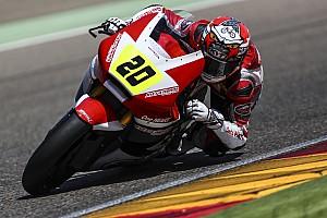 Entri pembalap Moto2, Dimas Ekky pakai nomor 20