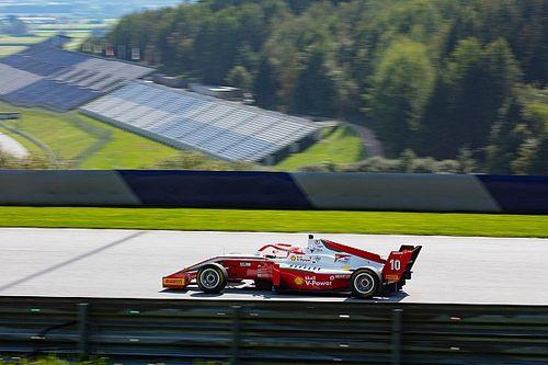 Formula Regional, Red Bull Ring, Gara 1: Petecof senza rivali