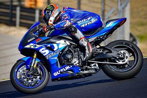 I piloti MotoGP girano a Barcellona prima di andare in Qatar