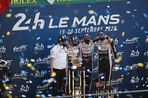 Hat trick Toyoty w Le Mans