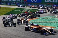 F1: McLaren julga hierarquia de 2021 em aberto apesar do congelamento de carros