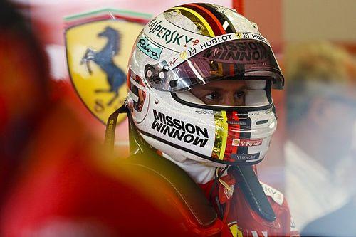 """Vettel: """"Amikor Németországban kicsúsztam, nem a szurkolói reakciókra gondoltam…"""""""