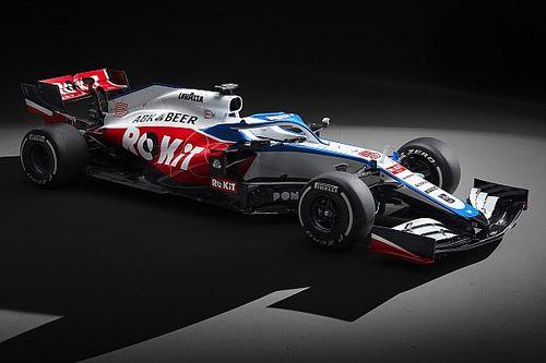 Williams aposta no vermelho em carro para 'sair do buraco' em 2020