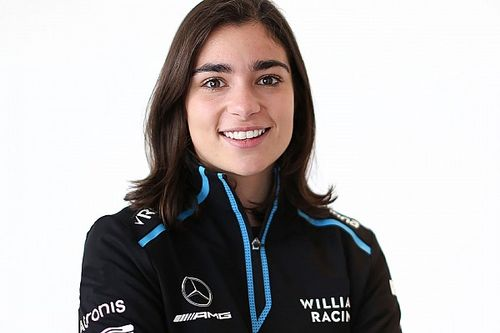 Чедвик продлила контракт с Williams F1