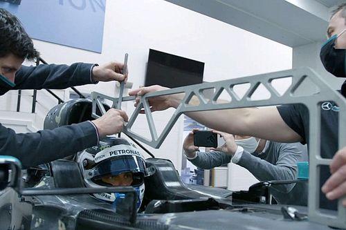 Az ilyen apróságok miatt dominálhat évek óta a Mercedes a Forma-1-ben