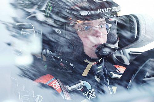 Lagi, Hyundai Siap Turunkan Oliver Solberg di WRC