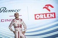 Kubica verzorgt vrijdag shakedown van nieuwe Alfa Romeo