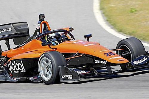 56 cars hit the Road To Indy trail at Barber this weekend