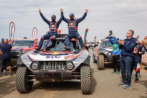 Todos los ganadores de la historia del Dakar en coches