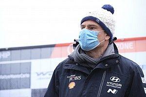 Andrea Adamo Kesal dengan Performa Hyundai di Tujuh Special Stage