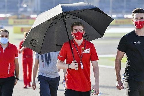 Шварцман поставил задачу на 2021 год – стать чемпионом в Формуле 2