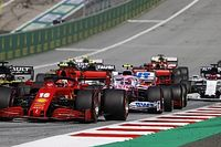 2020 F1 Austrian Grand Prix race results