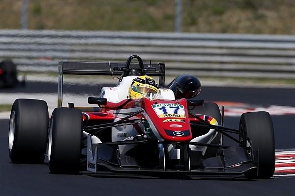 Гюнтер победил во второй гонке и стал лидером чемпионата
