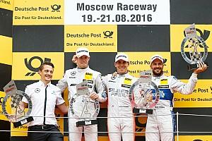 """DTM News """"Ein perfekter Renntag"""" für Mercedes bei DTM in Moskau"""