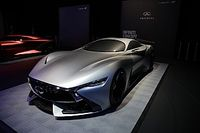 Gran Turismo tutkunlarına özel Infiniti Concept Vision GT
