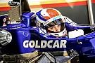 Менчака стал пилотом Fortec в Формуле V8 3.5