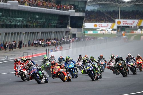 MotoGP TV deal extended in Australia