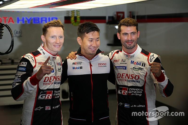 Silverstone WEC: Toyota sıralamada ilk iki sırada