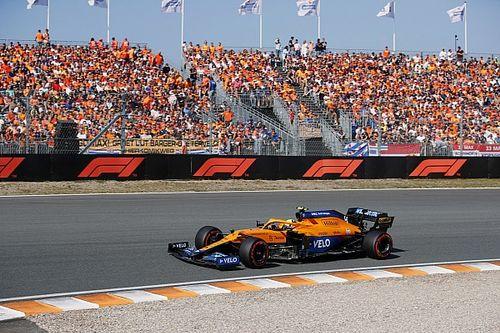McLaren: Queremos llegar al punto de ganar sin depender de factores