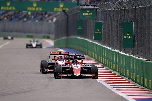 F3, Sochi: Doohan al top in Gara 3, Trident vince il titolo