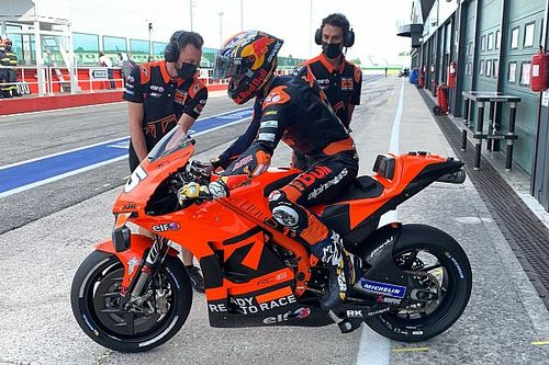 Remy Gardner dan Raul Fernandez Kagum dengan Kecepatan RC16
