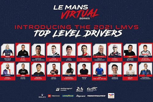 Баттон стартует в киберсерии «Ле-Ман» - проектe Motorsport.com и АСО