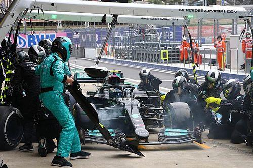Bottas gamble helped trigger Hamilton inter tyre call