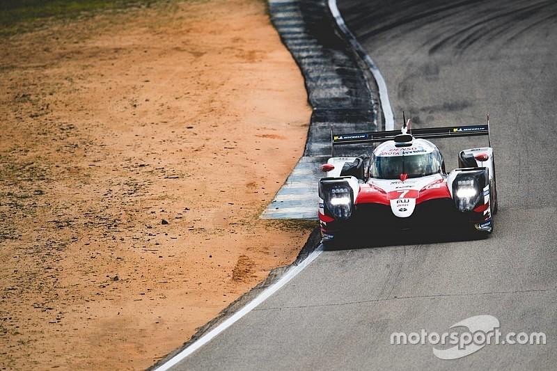 Toyota impone de nuevo el récord de Sebring